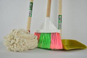 Limpiadoras de hogar