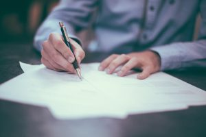 Contrato relevo