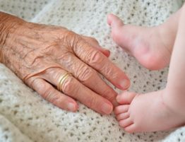 Abuela regimen visitas