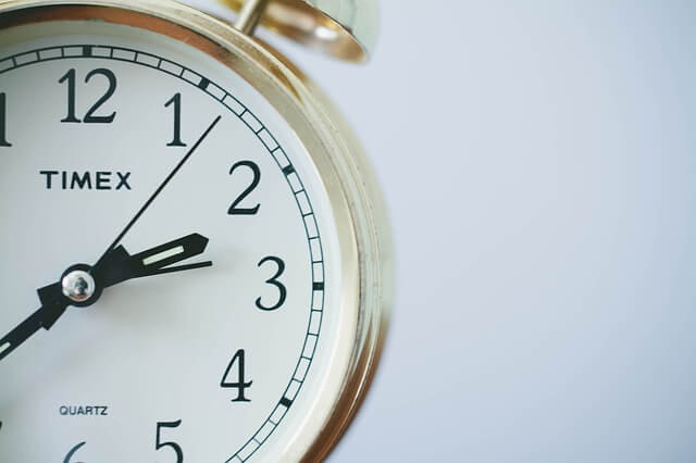 faltas de puntualidad en el trabajo